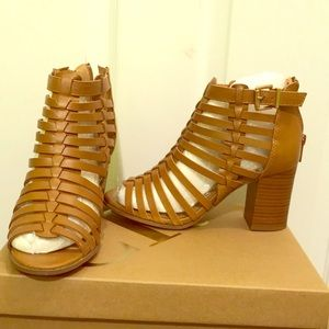 Charlotte Russe High Heeled Ladies Shoes